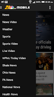 Screenshot of WFMJ – 21 News