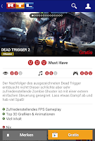 Screenshot of RTL Gamescout