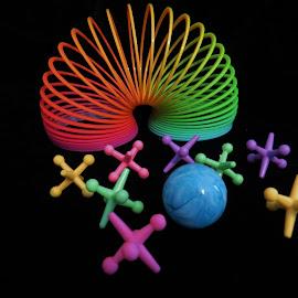 by Debra Meadows - Artistic Objects Toys