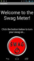 Screenshot of Swag Meter