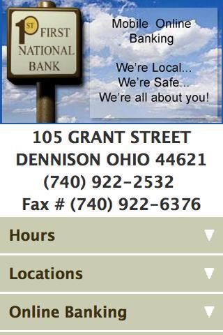 First National Bank Dennison