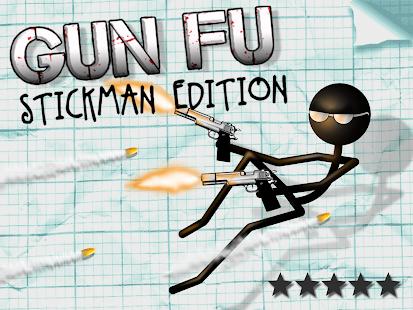 Game Gun Fu: Stickman Edition APK for Kindle