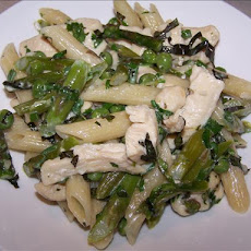 Pasta Primavera With Chicken and Asparagus