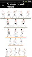 Screenshot of Shotokan Katas superiores