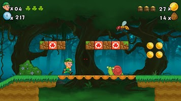 Screenshot of Lep's World 2