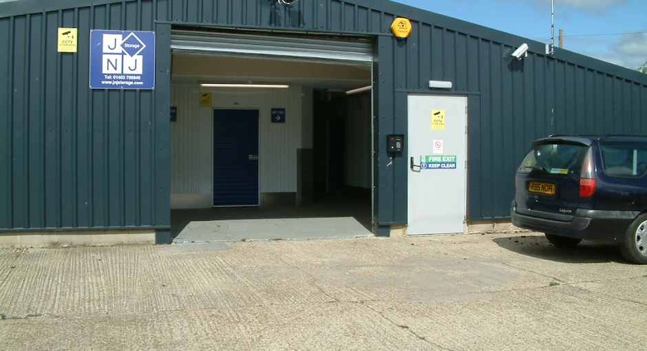 Commercial Warehousing West Sussex