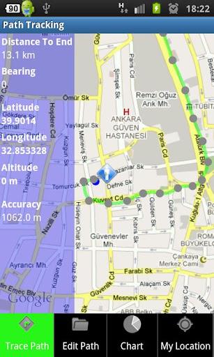 Path Tracking