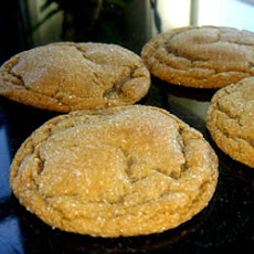 Molasses Sugar Cookies II