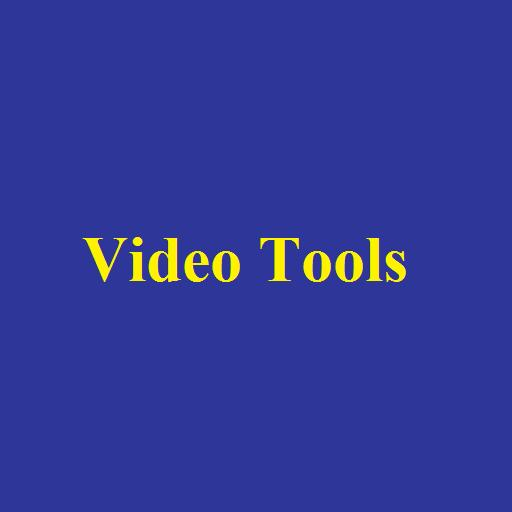 Video Tools LOGO-APP點子