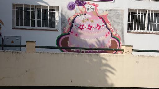 Grafiti De Tarta