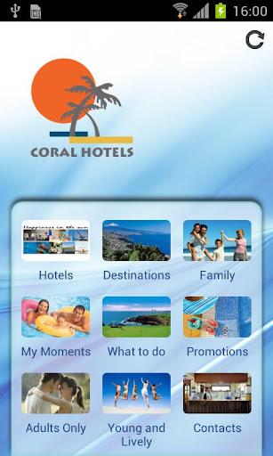Coral Hotels Tenerife