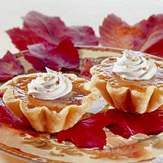 Harvest Pumpkin Tarts Recipes