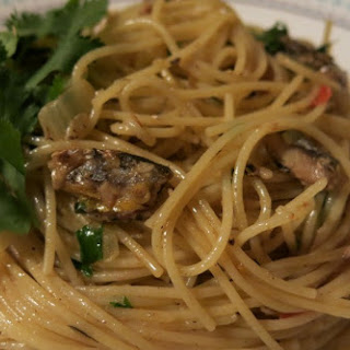 Pasta Sardine Sauce Recipes
