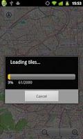 Screenshot of PocketNavigator