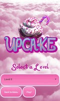 Screenshot of UpCake