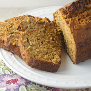 Apple Carrot Zucchini Bread Recipes