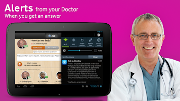 Screenshot of Ask a Doctor