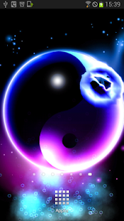 How to install Ying Yang Neon LWP Animated 1.4 apk for pc