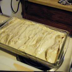 Chicken Enchiladas...white Sauce...rich!