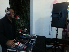 One of our DJs, DJ BODDY
