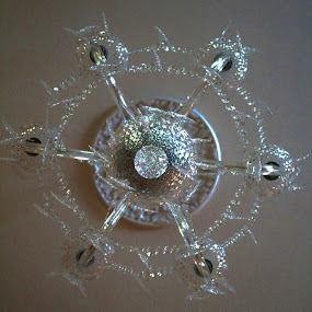 Light From Below by Sandy Darnstaedt - Artistic Objects Glass (  )