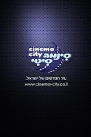 Screenshot of Cinema City Israel