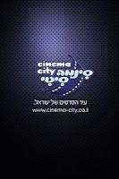 Screenshot of Cinema City Israel