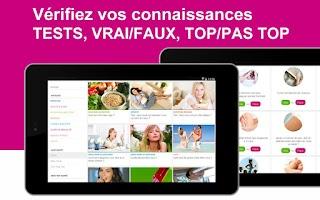 Screenshot of Top Santé