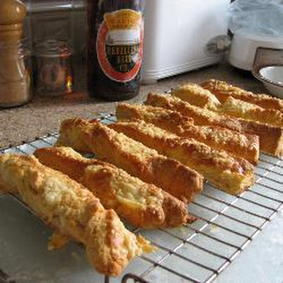 The Best Cheese Straws