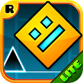 Game Geometry Dash Lite apk for kindle fire