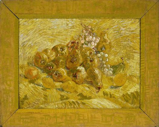 Gogh Vincent van, Fichi limoni pere e uva