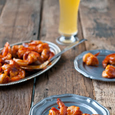 Smokey Hot Beer Shrimp