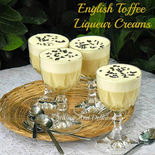 English Toffee With Cream Recipes
