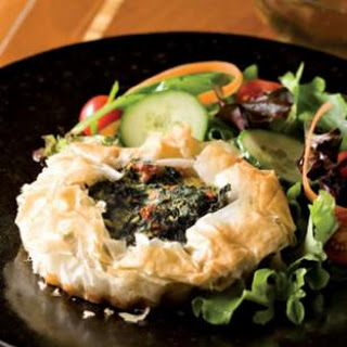 Phyllo Dough Spinach Ricotta Cheese Recipes