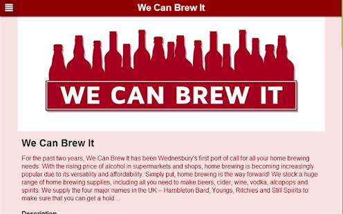 We Can Brew It - screenshot