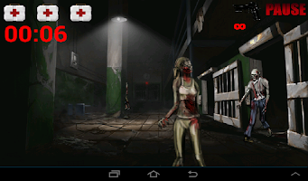 Screenshot of Zombie Desperation