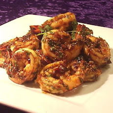 Spicy King Prawns