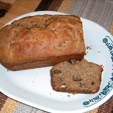 Low Calorie Whole Wheat Banana Bread