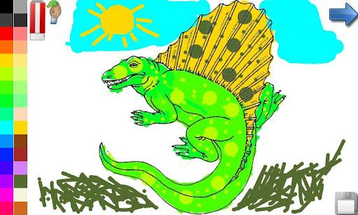 【免費教育App】恐龍的幼兒-APP點子