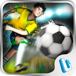 Cover art Striker Soccer Brazil TV
