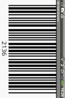 Screenshot of QR Code Scanner