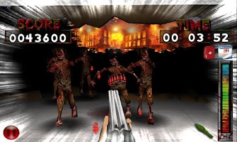 Screenshot of Ambush Zombie 2