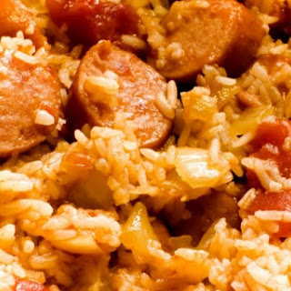 Slow Cooker Sausage Rice Recipes
