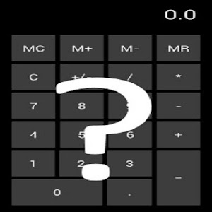 Fake calculator app