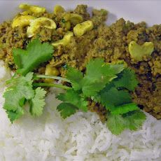 Lamb Mince Curry (Kheema Shahzada Sort Of)