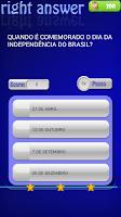Screenshot of Qual é a resposta? (Português)
