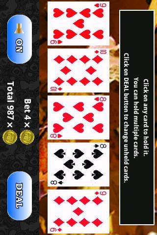 【免費紙牌App】CF Double Bonus Video Poker-APP點子