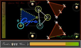 Screenshot of Da Vinci's Lost Secrets Arcade