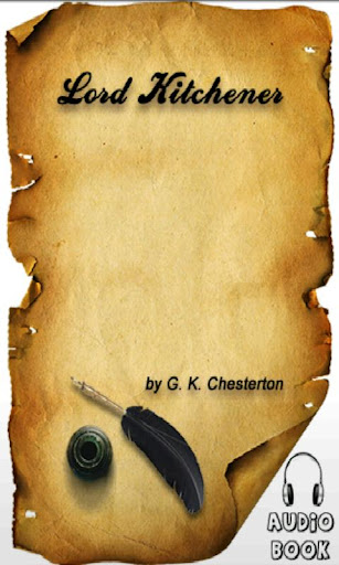 Lord Kitchener Audio Book