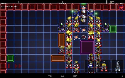 Robo Defense - screenshot